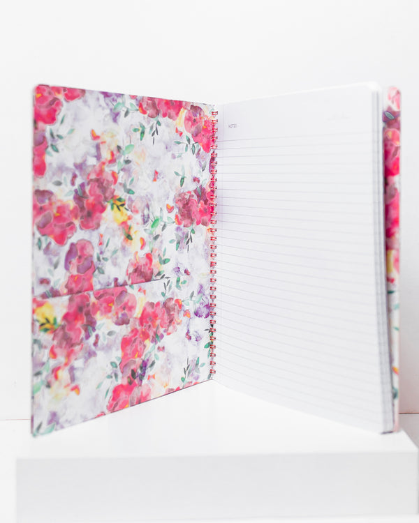 Bloom Spiral Bound Journal