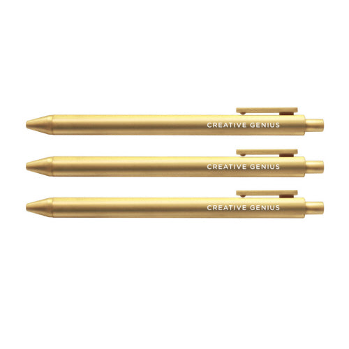 Creative Genius Pen Set
