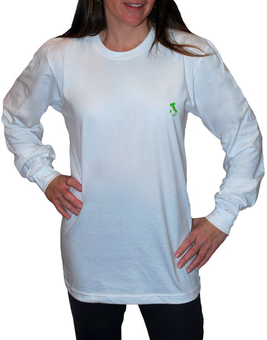 The Italy Long T-Shirt™ - White