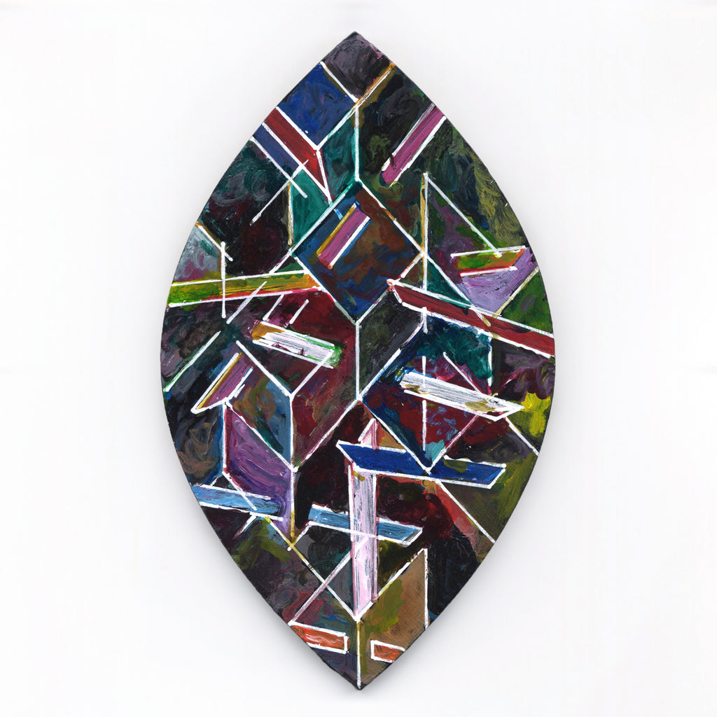 5. AR Leaf Shape 5 by David Brown