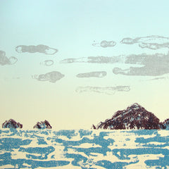 Mercury Islands by Kylie Rusk