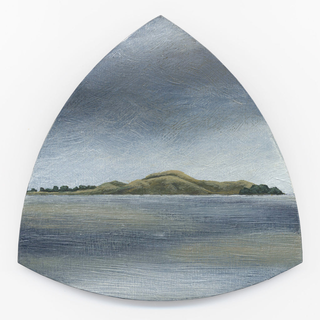 Browns Island from Glendowie 1 by Kylie Rusk
