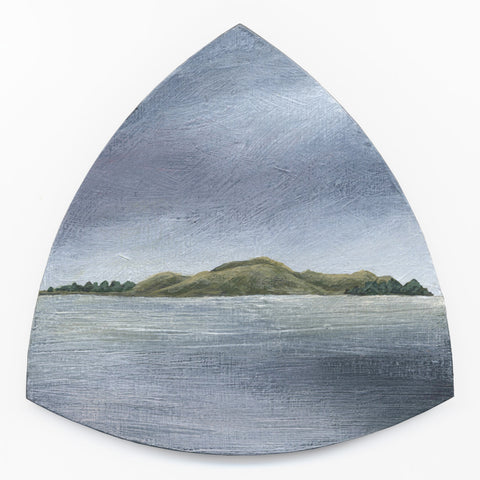 Browns Island from Glendowie 2 by Kylie Rusk