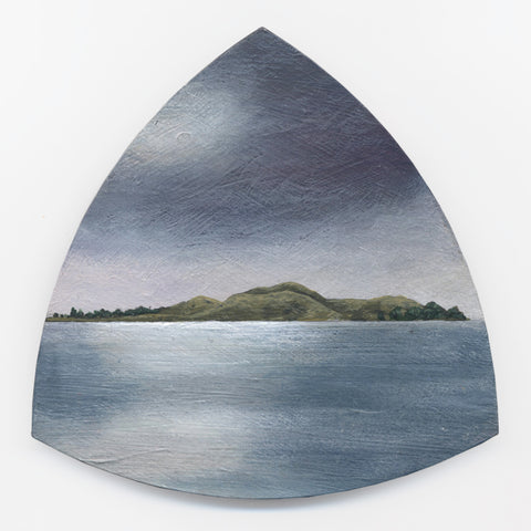 Browns Island from Glendowie 4 by Kylie Rusk