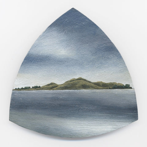 Browns Island from Glendowie 5 by Kylie Rusk