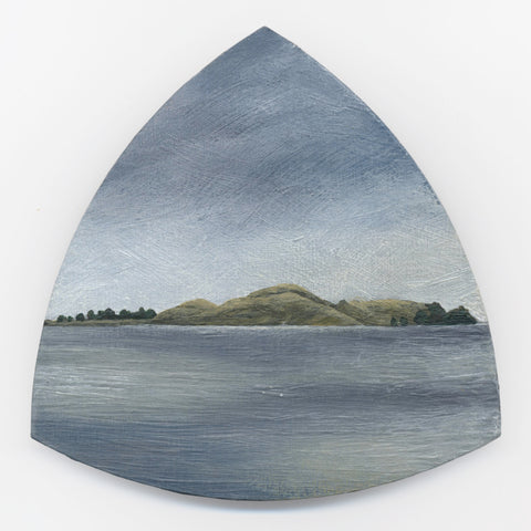Browns Island from Glendowie 6 by Kylie Rusk
