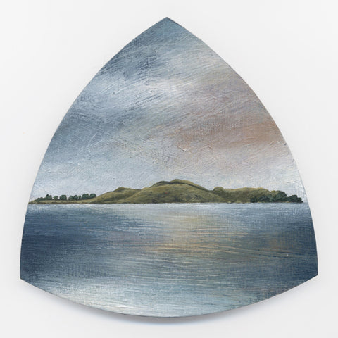 Browns Island from Glendowie 7 by Kylie Rusk