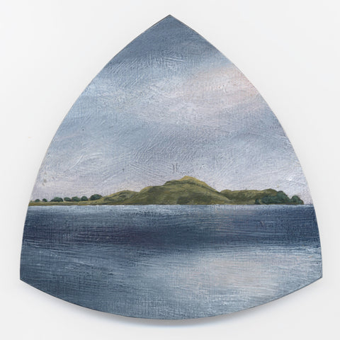 Browns Island from Glendowie 8 by Kylie Rusk