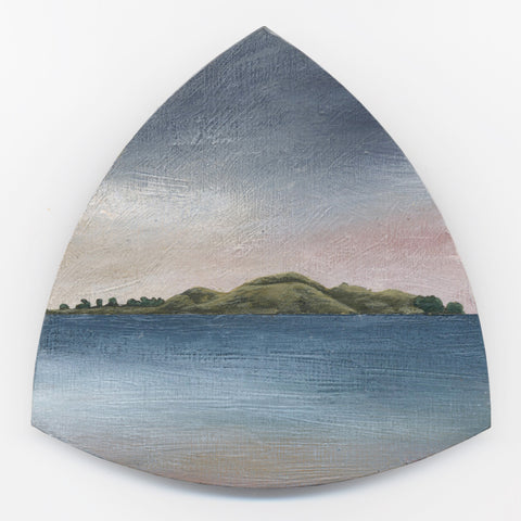 Browns Island from Glendowie 9 by Kylie Rusk