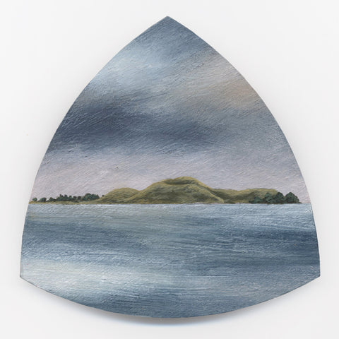 Browns Island from Glendowie 10 by Kylie Rusk
