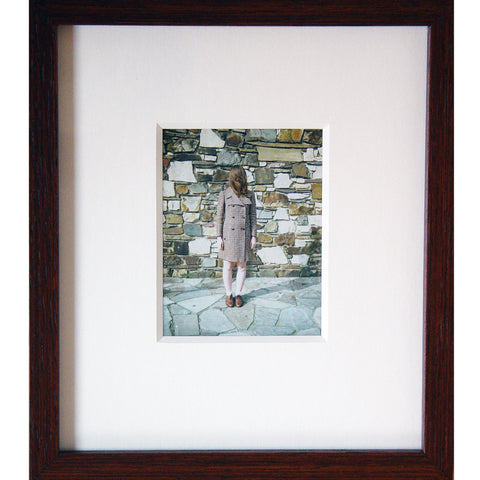 Lauren (framed) by Natasha Cantwell