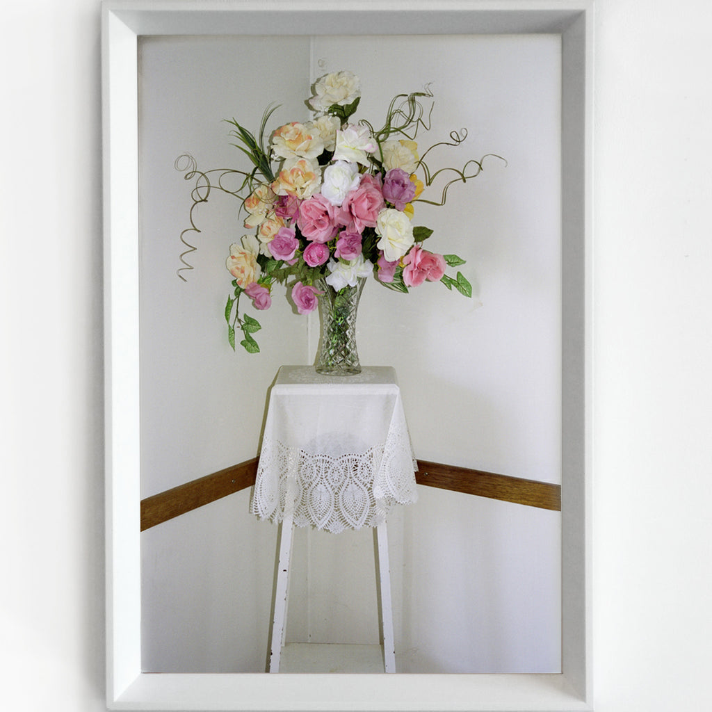 Roses (framed) by Natasha Cantwell