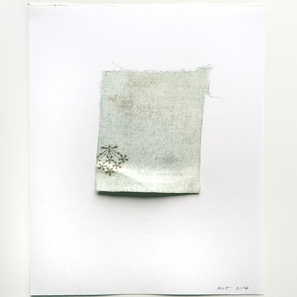 Untitled (with incision) by Rebecca Thomson