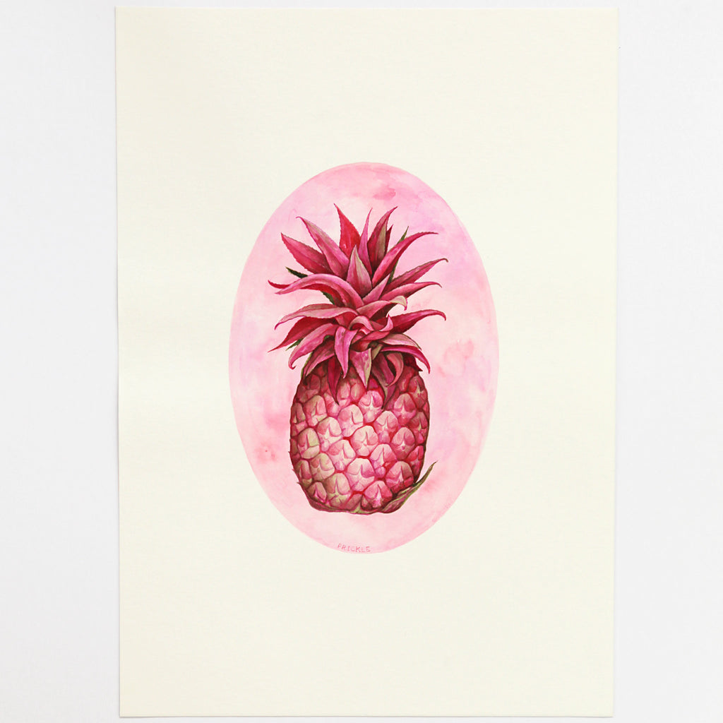 Prickle / Pineapple by Tabatha Forbes