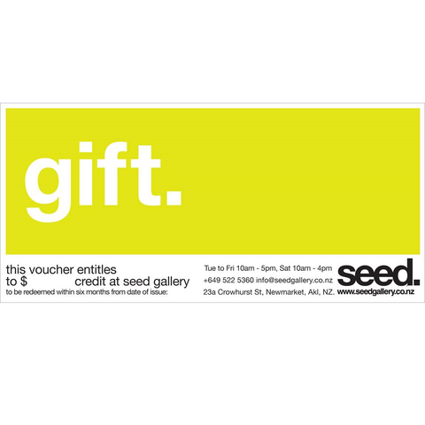Seed Gift Voucher