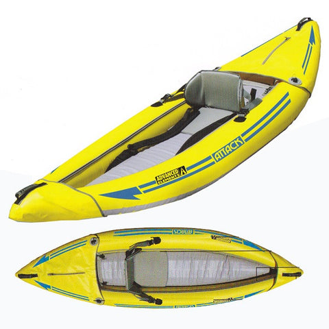 Advanced Elements - Attack Whitewater Kayak