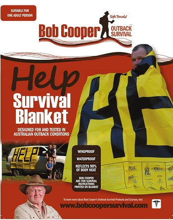 Help Survival Blanket