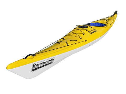 Barracuda Kayaks - Interface