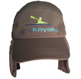 Pro Kayaks Cap With Neck Flap