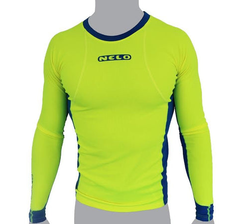 "Nelo Hi Vis Long Sleeve ""Sweat"" Top"