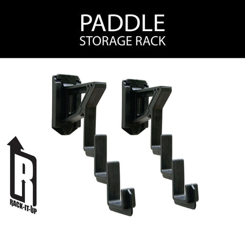 Rack-it-up Paddle Storage Bracket