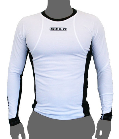 "Nelo Long Sleeve ""Sweat"" Top"