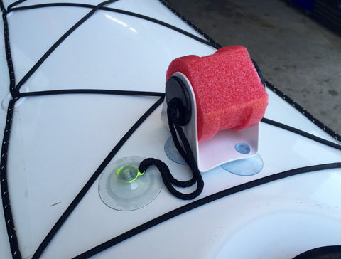 Suction Watch/GPS Holder