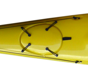 Plastic Front Hatch Cover