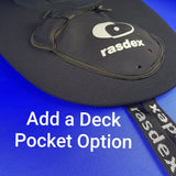 Rasdex Combination Spraydeck - Neoprene base, Nylon top
