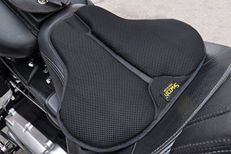 SKWOOSH Motorcycle Touring Saddle (RCH0617)