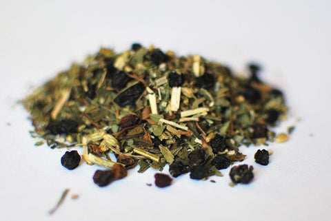 Herbal Tea Infusion Blends