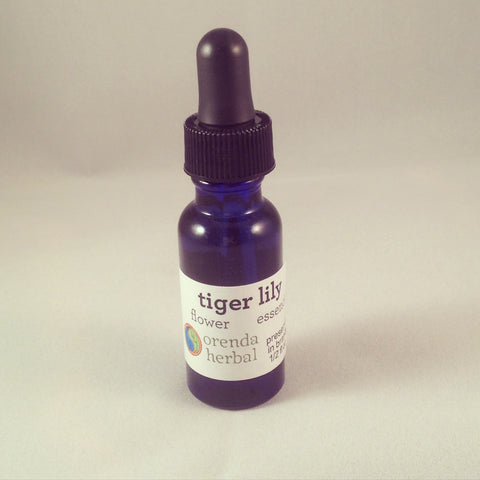 Tiger Lily Flower Essence
