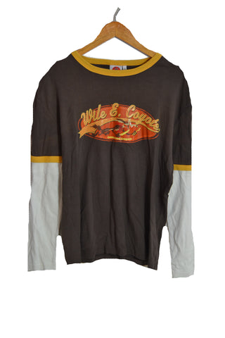 Looney Tunes Long Sleeve Tshirt - L