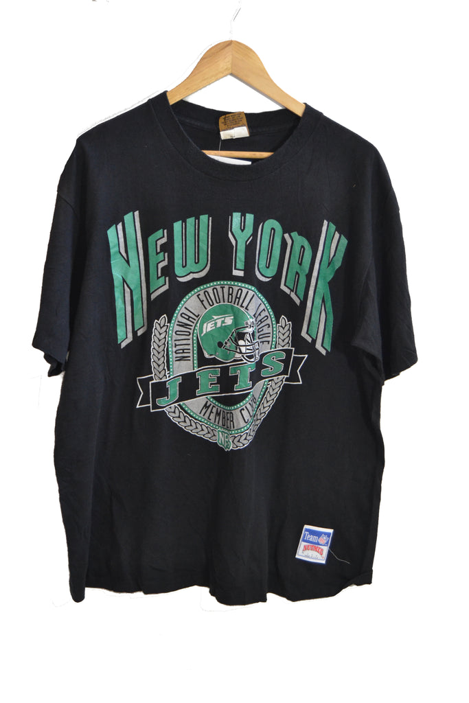 54c783a6f New York Jets T-shirt - L – Guard The Vintage