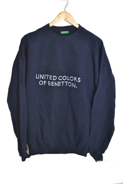 United Colors Of Benetton Sweater -L