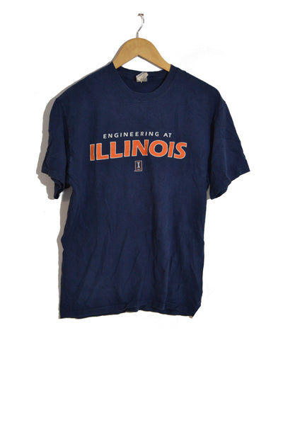 Uni of Illinois T-shirt - M