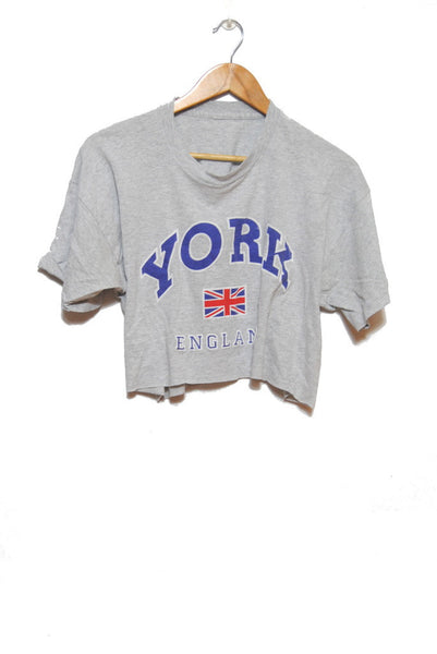 York Crop Top