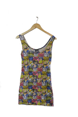 Marvel Bodycon Dress - S