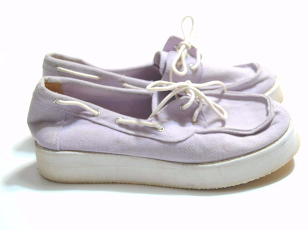 Pastel Canvas Flatforms