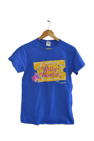 Willy Wonka Tshirt -S