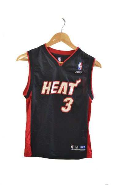 NBA Heat Hockey Jersey-S