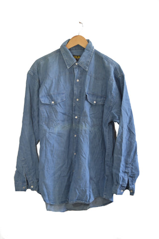 Denim Shirt - M