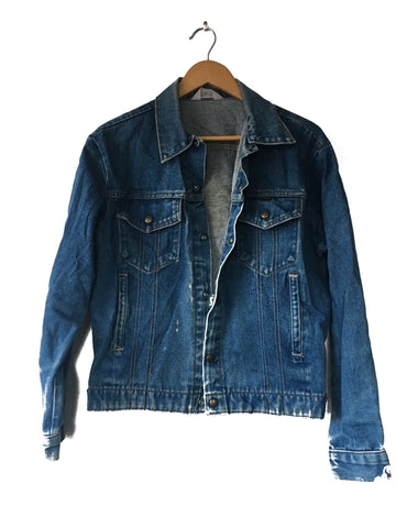 Denim Jacket - M