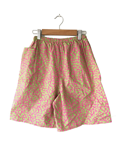 80s Canvas Shorts
