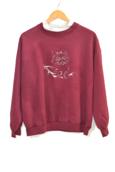 Cat Sweater - S/M