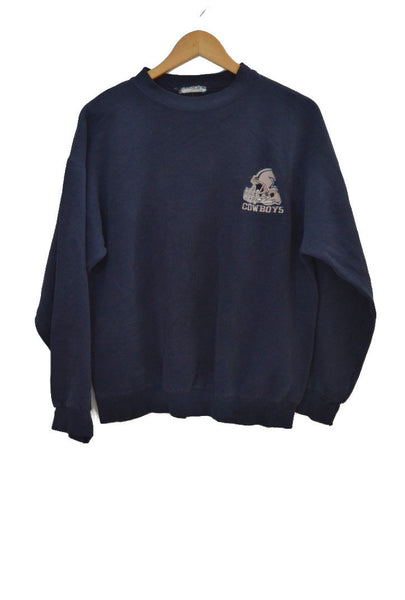 Cowboys Sweater - M
