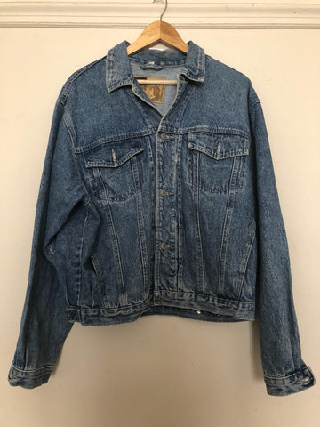 Denim Jacket - M/L
