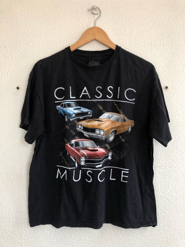 Classic muscle tee - XL