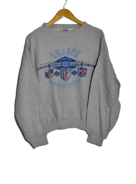 League Sweater - M
