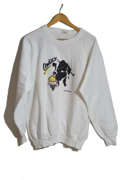 Cowlick Sweater
